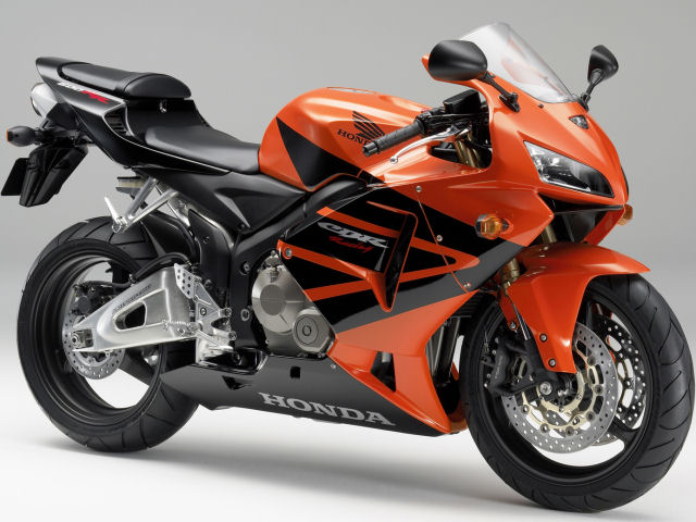 Honda CBR 600 Best Pictures Design