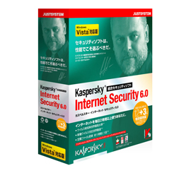 �W���X�g�V�X�e�� Kaspersky Internet Security 6.0 12+3���� ���ʗD�Ҕ�