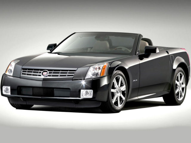 Cadillac XLR Executive Cars